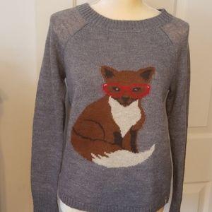 Like New Woolrich Fox Sweater